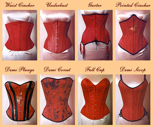 how to choose your first corset