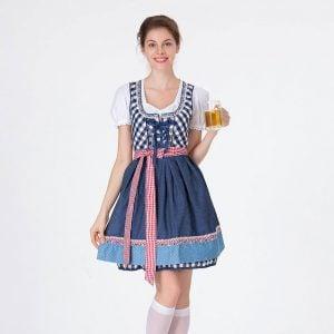Womens Oktoberfest Costume