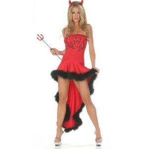 3 Piece Wicked Devil Costume