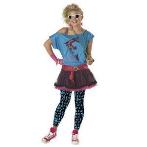 80s Valley Girl Teen Costume
