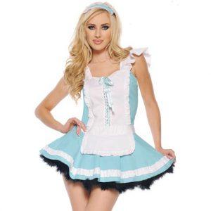 Alluring Alice Costume