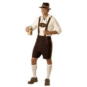 Bavarian Guy Oktoberfest Costume