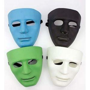 BBOY Street Dancer Jabba WockeeZ Mask