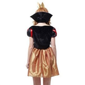 Beauty Queen of Hearts Costume