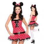 Minnie Mickey Mouse Costume