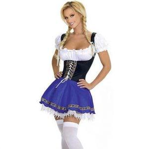 Beer Wench Oktoberfest Costume