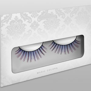 Spearmint Magic Colours Eyelashes